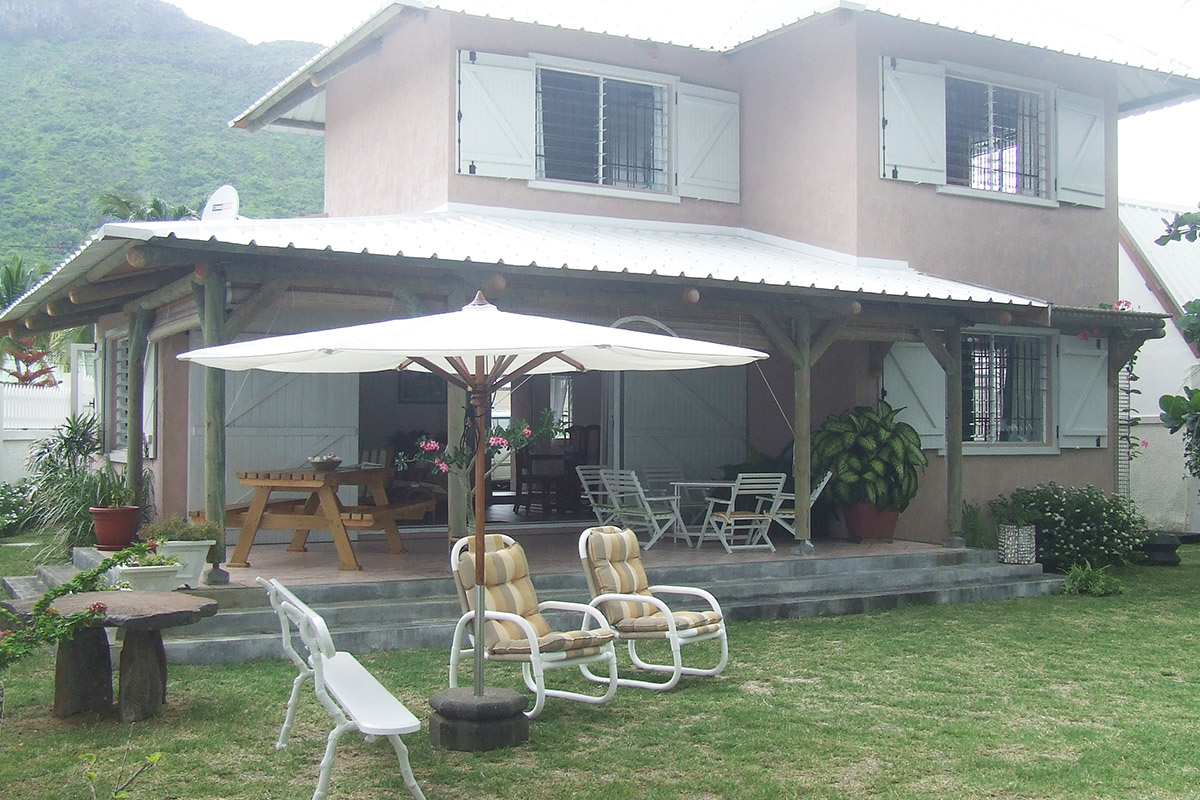 Veloutier Villa